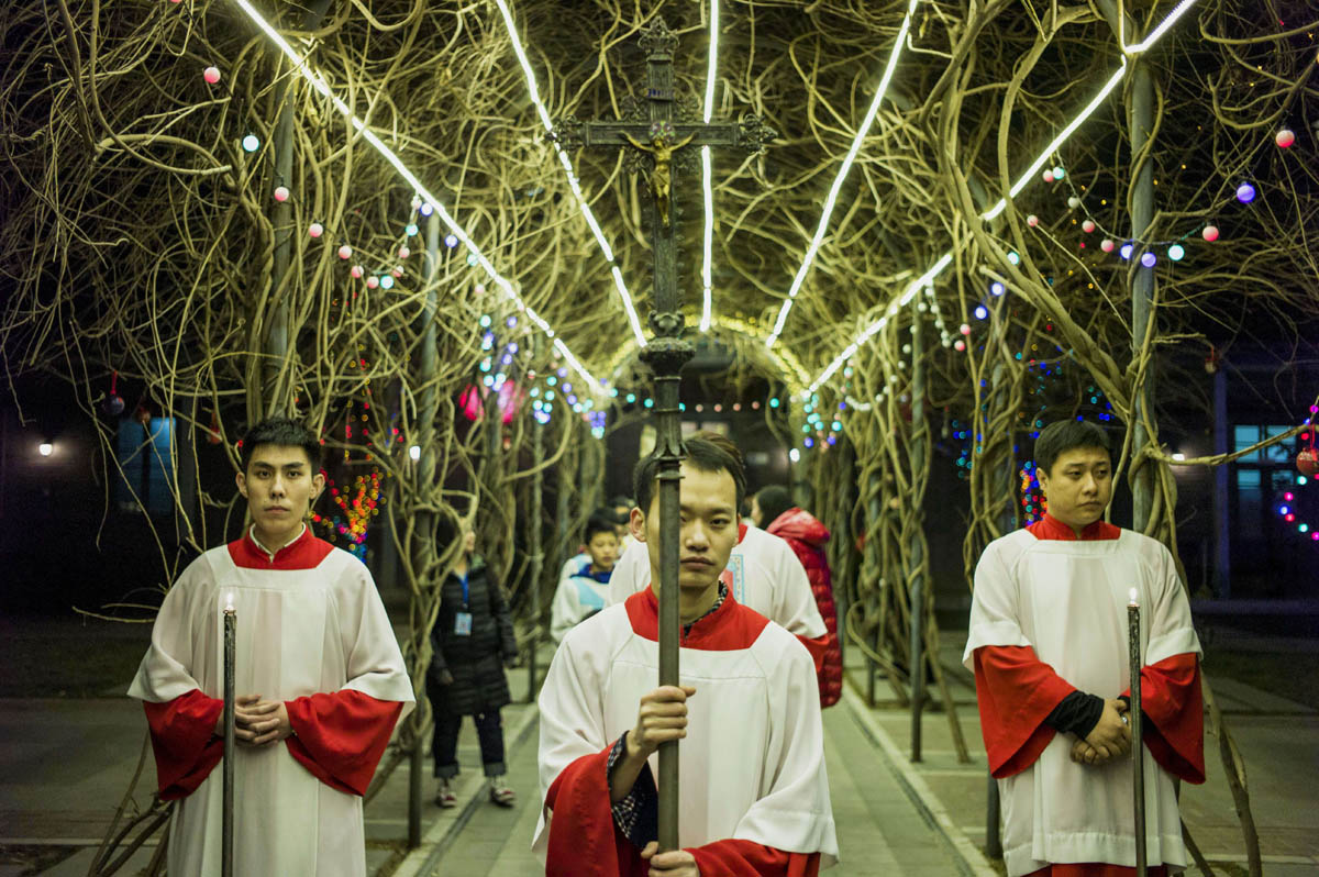 China-Christmas-liturgy